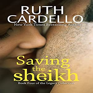 Saving the Sheikh Audiobook