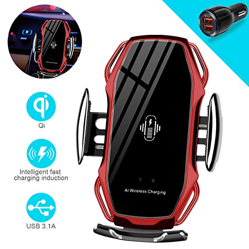 Wireless Charger Car Touch Sensi...