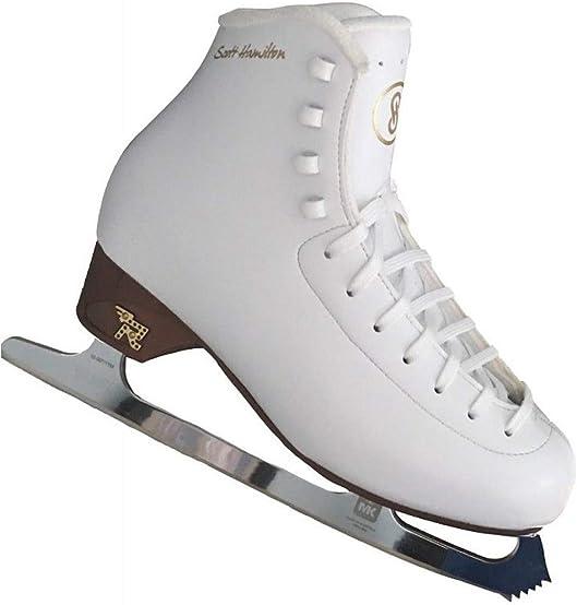 risport Scott Hamilton Ice Skates