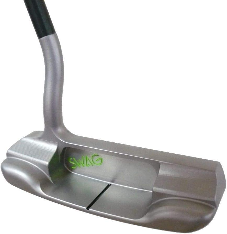 SWAG GOLF(スワッグゴルフ) SUAVE ONE(スワーブ ワン) 34インチ 緑