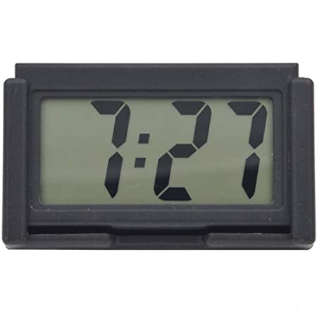 rt645ii Mini Reloj LCD Digital, Reloj de Mesa, despertadores ...