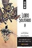 capa de Lobo Solitário - Volume 8