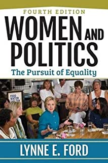 Book Cover: Women and Politics: The Pursuit of Equality