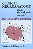 img - for Clinical Neuroanatomy Made Ridiculously Simple book / textbook / text book