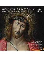 Praetorius: Motets In 8, 10, 12, 16 & 20 Parts
