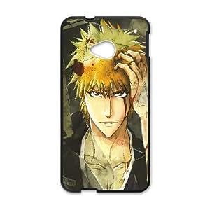 Ichigo Kurosaki Bleach Anime3 0 HTC One M7 Cell Phone Case Black Gift pjz003_3219212