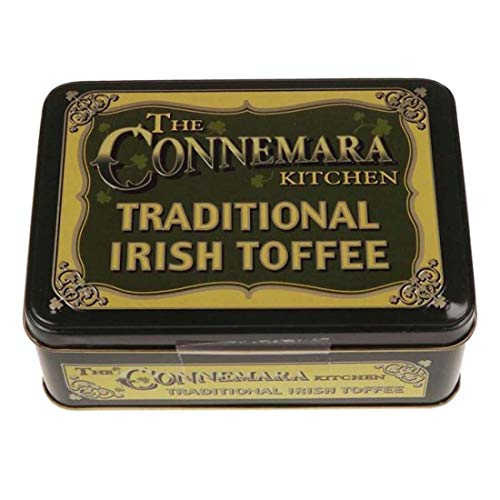 (The Connemara Kitchen Traditional Irish Toffee Tin )