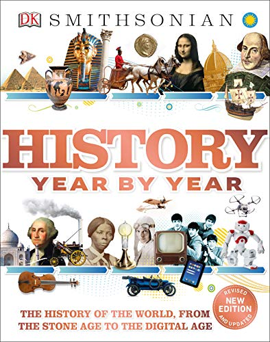 History Year by Year: The History of