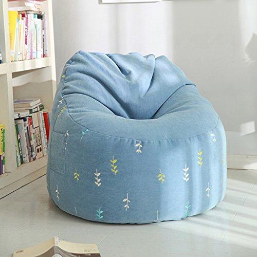 Admirable Bean Bag Lounger Sofa Chair Small Apartment Living Room Beatyapartments Chair Design Images Beatyapartmentscom