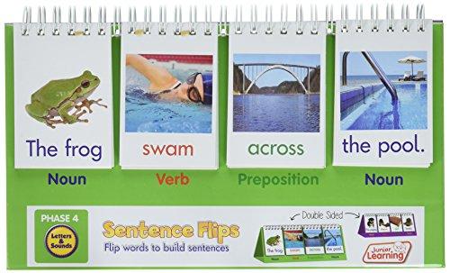 Junior Learning Sentence Flips Toy