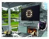 Holland Bar Stool Co. Boston Bruins TV Cover