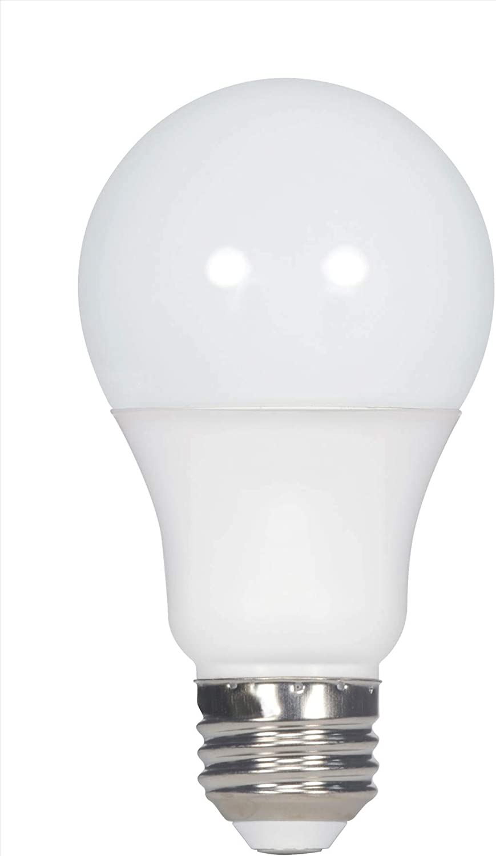 Satco S28561 10A19//LED//930//120V//ND//4PK//Title 20 48 Bulbs