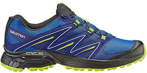 Salomon Xt Calcita Scarpe Outdoor Scarpe Da Trail Blue / Green