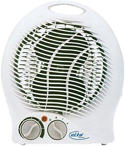 Calefactor electrico 2000W ELTA HZ 9720, Ventilador de aire ...