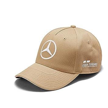 Mercedes AMG F1 Driver Lewis Hamilton USA Limited GP Gorra Oficial 2018: Amazon.es: Deportes y aire libre