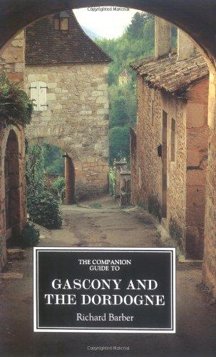 The Companion Guide to Gascony and the Dordogne (Companion Guides) pdf epub