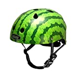 Nutcase Little Nutty Watermelon Bike Helmet, X-Small (46 cm-52 cm)
