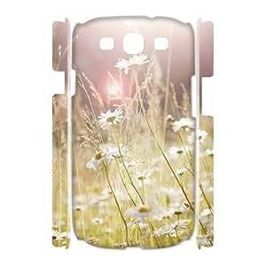 Daisy 3D-Printed ZLB540930 Custom 3D Phone Case for Samsung Galaxy S3 I9300