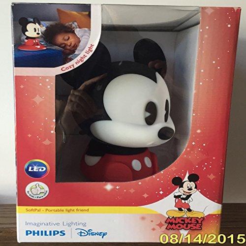 Disney SoftPals Equivalent Integrated Nightlight
