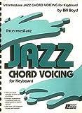 Intermediate Jazz Chord Voicing for Keyboard, Bill Boyd, 0793500567