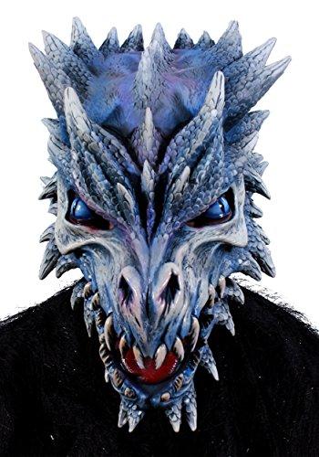 Ice Dragon Adult Mask Standard