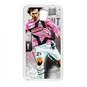 Footable Andrea Pirlo Phone Case for Samsung Galaxy Note3