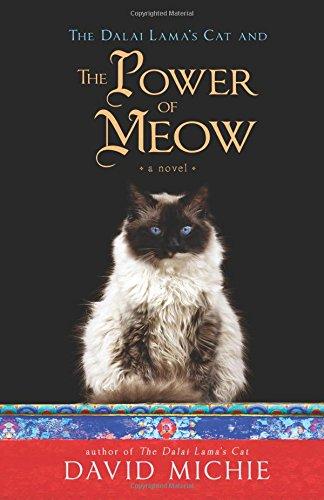 Dalai Lamas Cat Power Meow