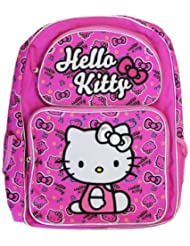 Full Size Pink Bows Hello Kitty Backapck - Hello Kitty Bookbag