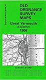Great Yarmouth & District 1908: One Inch Sheet 162 (Old Ordnance Survey Maps - Inch to the Mile)