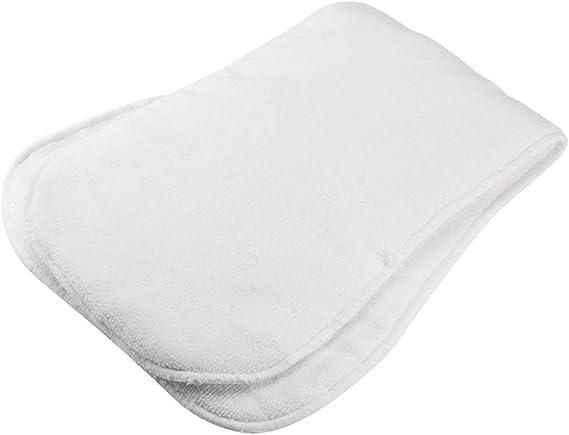 Washable Reusable Adult Teen Diaper Liner Insert Nappy Kireina 4 Layer Microfiber Sanitary Pad
