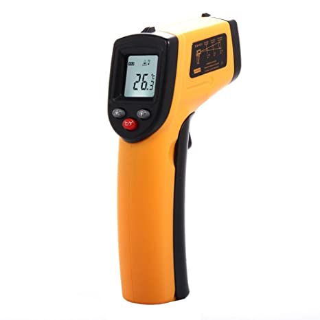Gowind-in TN600 LCD Digital Handheld Non-contact Thermometer IR Temperature Gun