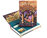 Music Box Hollow Book - Harry Potter and the Sorcerer's Stone by J.K. Rowling