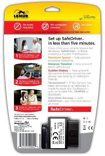 LEMUR MONITORS SAFEDRIVER 64BIT DRIVER DOWNLOAD