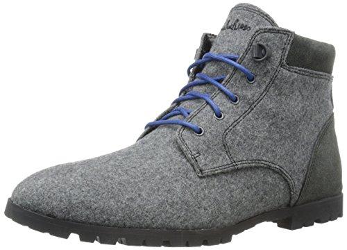 Woolrich Mens Beebe Chukka Boots Aska Ull / Mocka