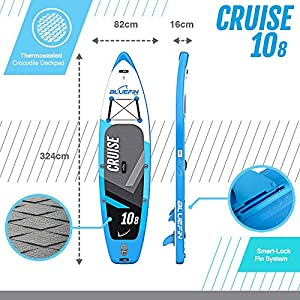 Bluefin Cruise SUP Package   S...