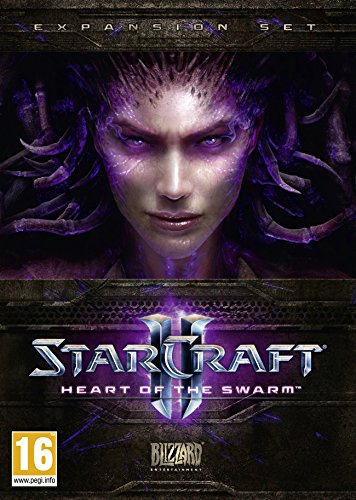 Starcraft 2 Heart of the Swarm Collectors Edition [Game Only] [European Region Locked] (Starcraft Ii Heart Of The Swarm Collectors Edition)
