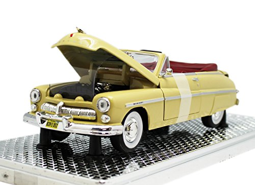1949 Ford Convertible (Washington Mint 1949 Mercury Convertible Tan Die Cast Scale Model)