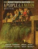 img - for A People and a Nation, Volume I: To 1877, Brief Edition book / textbook / text book