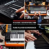 M-Audio Keystation 61 MK3 | Compact Semi-Weighted