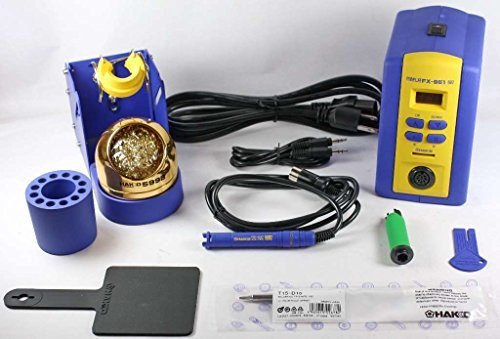 Fx951 Stations (Hakko FX-951 Soldering Station with a T15-D16 1.6mm Chisel Tip by Hakko)
