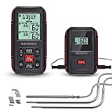 Best Char-Broil Meat Thermometer For Grillings - Inkbird Thermometer Cooking Remote Wireless 1000 Feet/300M Meat Review