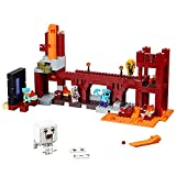 Best ALEX Toys ALEX Toys Gift For 8 Year Old Boys - LEGO Minecraft The Nether Fortress 21122 Review