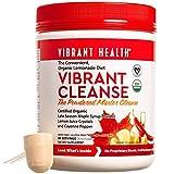 Vibrant Health - Vibrant Cleanse, The Convenient Organic Lemonade Diet, 48 Servings
