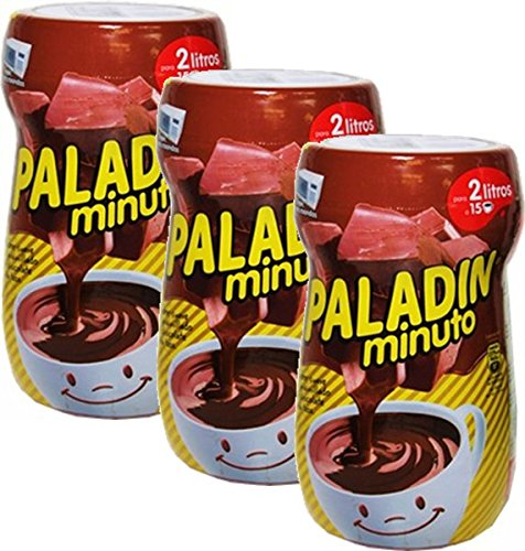 Paladin Powder Chocolate Imported from Spain 1 1 pounds. Pack of 3