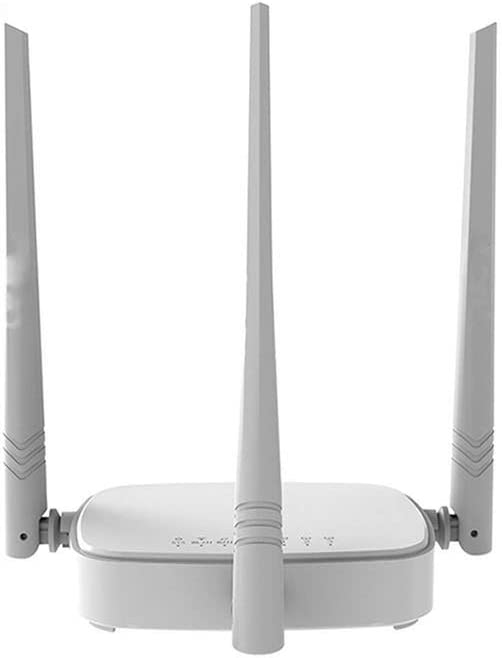 Wireless Routers N318 300Mbps Wireless WiFi Router Wi-Fi Repeater,Multi Language Firmware,Router//Wisp//Repeater//Ap Mode,1Wan+3Lan Rj45 Ports,Russian Firmware