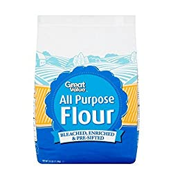 Great Value All Purpose Flour 25 Lbs