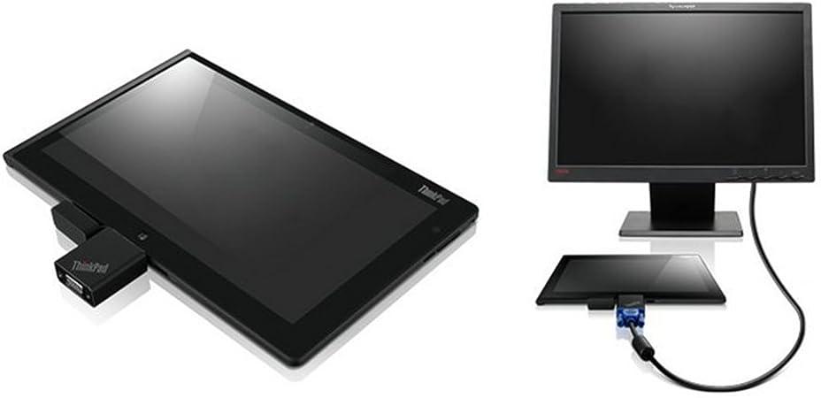 Genuina Lenovo ThinkPad Tablet 2 VGA adaptador Conectar al ...