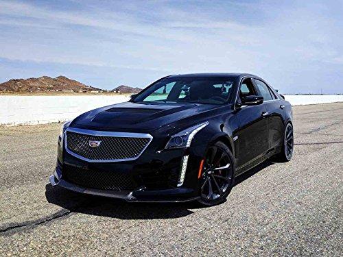 Quick Drive: 2016 Cadillac CTS-V (w/ Jason)