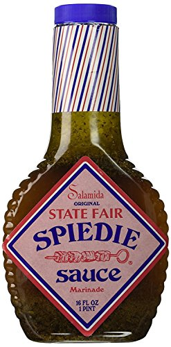Salamida Original State Fair Spiedie Sauce and Marinade, 16 - Shopping Rochester In Ny