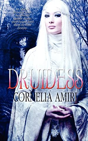 book cover of Druidess